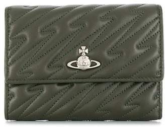 Vivienne Westwood Coventry quilted wallet
