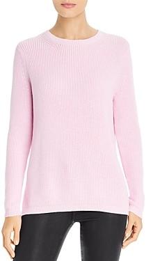 525 America Emma Crewneck High/Low Sweater