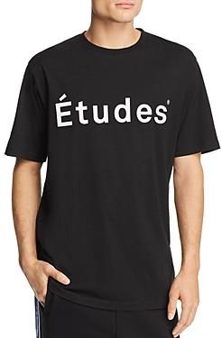 Études Wonder Logo Graphic Tee
