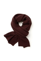 Country Road Cotton Textured Scarf