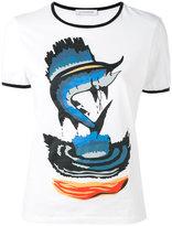 J.W.Anderson fish print T-shirt