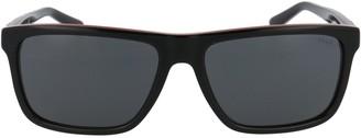 Polo Ralph Lauren Rectangular Frame Sunglasses