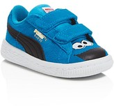 Puma Boys' Sesame Street Double Strap Sneakers - Walker, Toddler