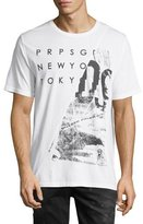 PRPS Shattered Collage Graphic T-Shirt