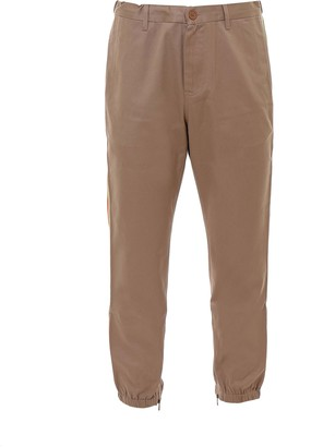 Gucci Side Striped Trousers