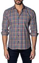 Jared Lang Plaid Shirt