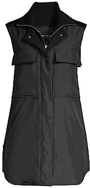 Lafayette 148 New York Women's Willis Knit Collar Vest