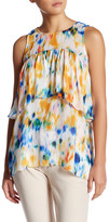 Plenty by Tracy Reese Tiered Flounce Tank