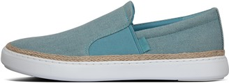 FitFlop Collins Mens Espadrille Slip-On Loafers