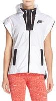 Nike Women's 'Tech Hypermesh' Hooded Vest