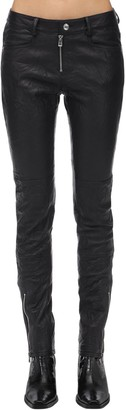 Zadig & Voltaire Skinny Leather Pants