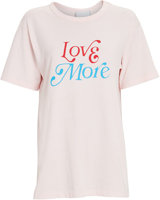 Philosophy di Lorenzo Serafini Love More Oversized T-Shirt