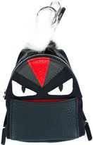 Fendi Bag Bugs backpack bag charm - unisex - Calf Leather/Nylon - One Size