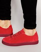 Selected Dylan Suede Sneakers