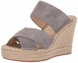 Kenneth Cole New York Women's Olivia X-Band Espadrille Wedge Sandal