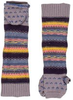 Little Marc Jacobs Girls' Patterned Elbow-Length Gloves