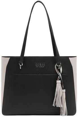 GUESS PE755024BML Durning Double Handle Tote Bag