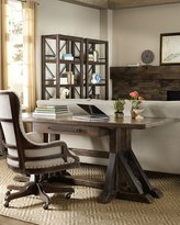 Hooker Furniture Jaden Trestle Writing Desk