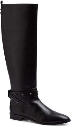 Ted Baker Plannia Tall Leather Riding Boots