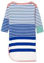 Petit Bateau Straight dress with stripes