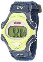 Coleman Women's Quartz Plastic Casual WatchMulti Color (Model: 41714US)