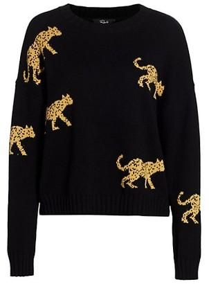 Rails Perci Leopard Knit Sweater
