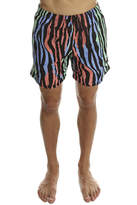 Franks Zebra Swim Short