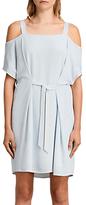 AllSaints Cold Shoulder Rae Dress