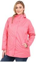 Columbia Plus Size Splash A LittleTM Rain Jacket