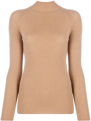 Forte Forte Funnel-Neck Jumper