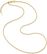 Missoma Gold Long Rope Chain