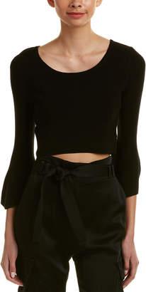 A.L.C. Mara Wool-Blend Sweater