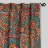 Cost Plus World Market Paisley Confetti Cotton Concealed Tab Top Curtains, Set of 2