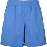 Polo Ralph Lauren logo embroidered swim shorts - men - Nylon/Polyester - S