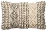 "Loloi Magnolia Home Aspen Sweater Pillow, 13"" x 21"""