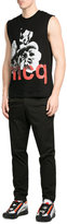 McQ by Alexander McQueen Cotton Trousers