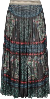 Pin Up Stars 3/4 length skirts