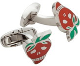 Paul Smith Strawberry Skull Cufflinks