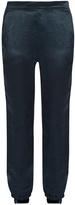 Sonia Rykiel Slim-leg satin trousers