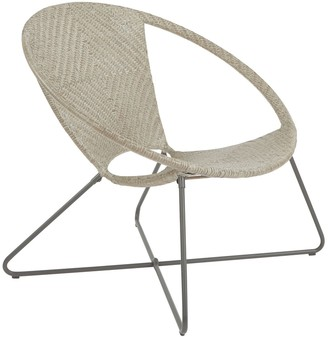 OSP Home Furnishings Navarre Round Lounge Accent Chair