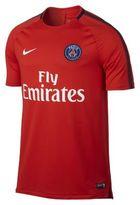 Nike Paris Saint-Germain Breathe Squad Men's Soccer Top