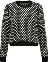 Alexander Wang Jacquard-knit sweater
