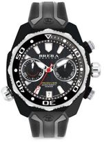 Brera Orologi Pro Diver Swiss Quartz Strap Watch