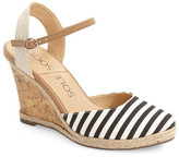 Sole Society Lucy Wedge Sandal