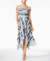 ECI Off-The-Shoulder Dress