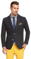 HUGO BOSS Morell Slim Fit, Stretch Cotton Sport Coat - Dark Blue