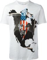 Neil Barrett Martin Luther King T-shirt