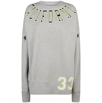 Faith Connexion Grey Cotton Knitwear for Women