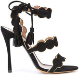 Tabitha Simmons Cirrius sandals - women - Leather/Suede - 36.5