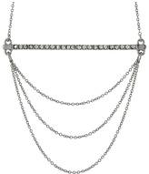 Rebecca Minkoff Bar + Chain Pendant Necklace